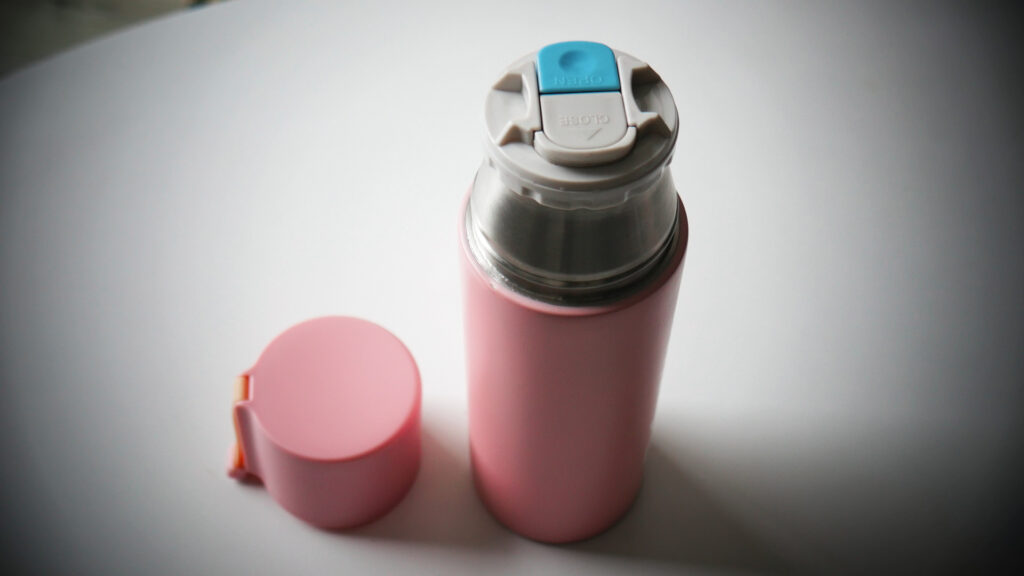 Get an insulated water bottle - Zero Waste Hacks for travelers and digital nomads